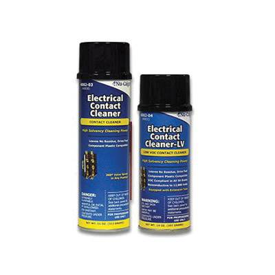Electrical Contact Cleaners & Freezers